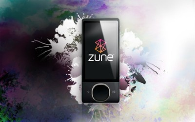 The Zune wasn't part of the in-flight entertainment revolution. The iPod was.