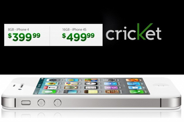 You can save over $500 in the first two years by getting your next iPhone from Cricket.