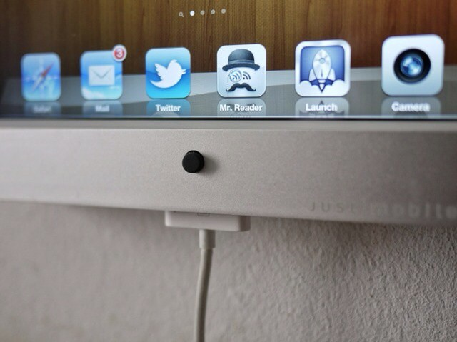 the horizon will fit into any room - Ipad Wall Mount