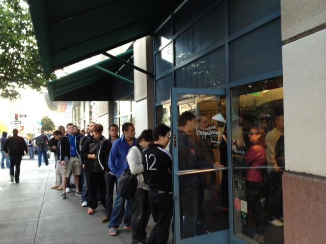 WWDC-Starbucks
