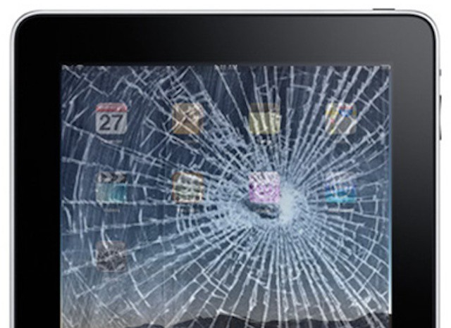 In a BYOD program, who's responsible for replacing a damaged iPad or other device?