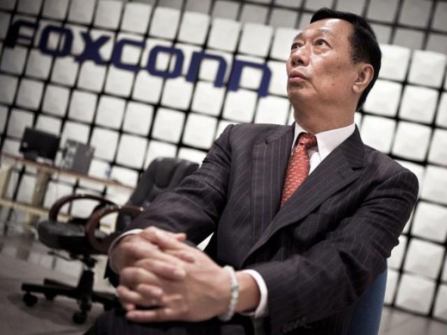 Foxconn-ceo