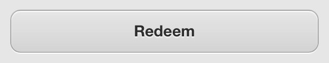 The new Podcasts app in iOS 6 includes a Redeem button.