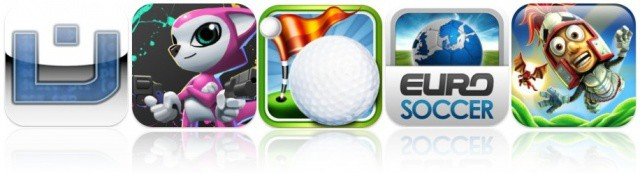 Computer hacking, side-scrolling golf, European soccer, and more — all in this week's must-have games roundup.