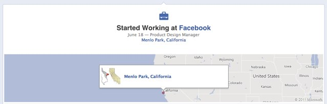 One user interface designer has swapped Cupertino for Menlo Park.