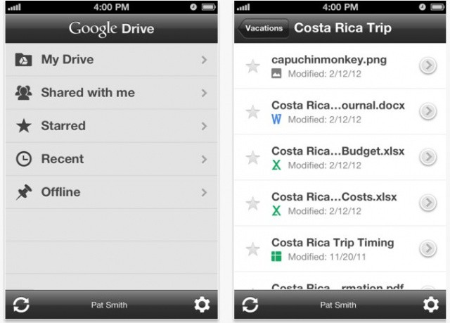 Google Drive Is Now Available For Download On The App Store Cult