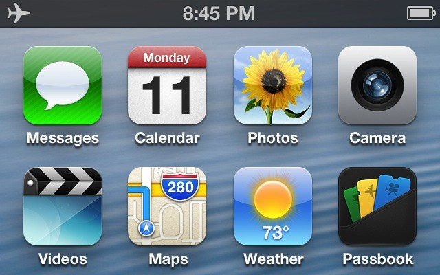 25 New Ui Changes In Ios 6 Video Cult Of Mac