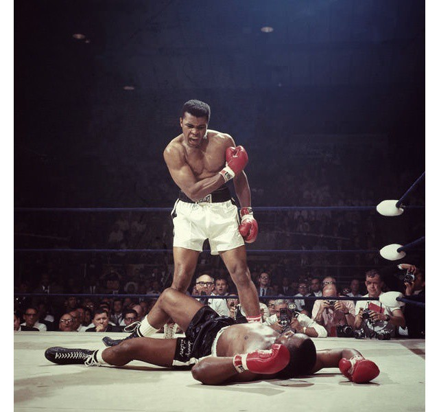 Neil Leifer photo holds up better than most