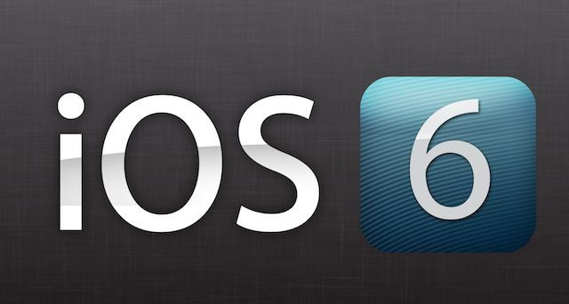 We're still digging up new iOS 6 features. Image courtesy of William Gamache (madmonorailprods@bell.net).