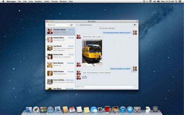 Say goodbye to Messages. Apple's now killing it for Lion users.