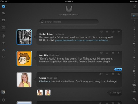 Quip-iPad