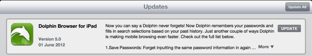 Dolphin's latest update means you'll never have to type out a password again.