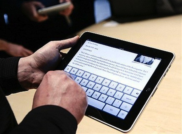 Arguing the iPad can't access legacy IT systems often means IT is ignoring much bigger problems