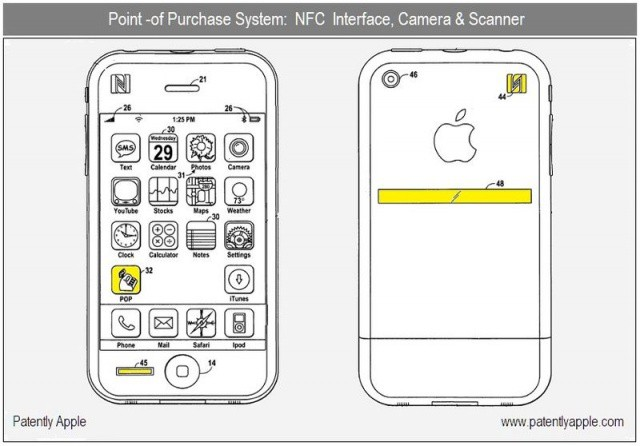 Did this patent tip Apple's intent to buy AuthenTec?