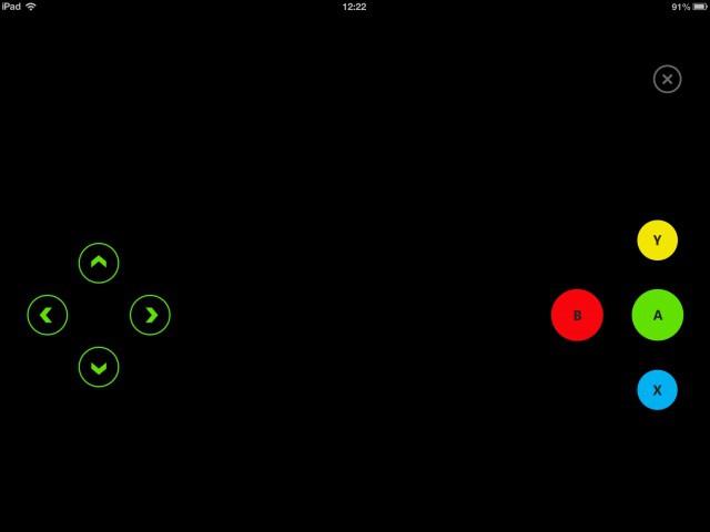 Xbox-LIVE-remote-iPad