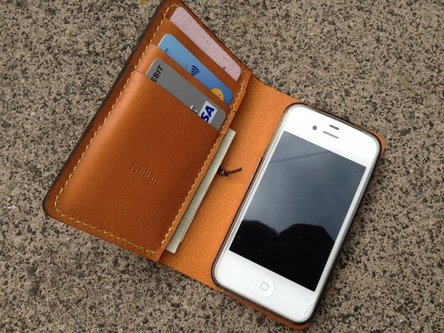 One day your iPhone and wallet will be one.