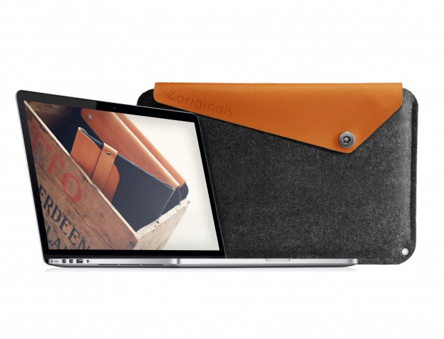 Macbook Pro Retina 15'' Sleeve - Originals Collection