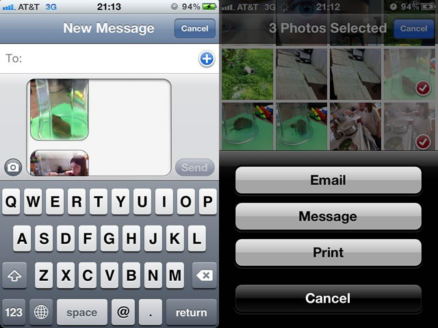 Send More Than One Photo At A Time Via iMessage [iOS Tips] | Cult of Mac
