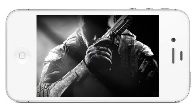 Activision working on bringing true Call of Duty to your iPhone.