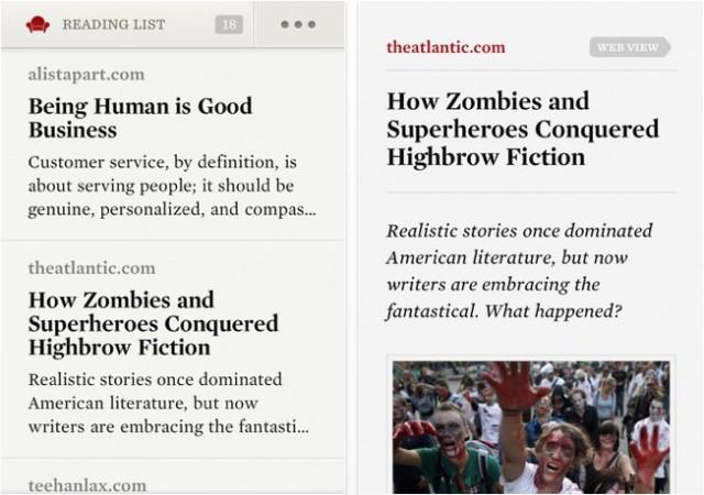 Readability-update