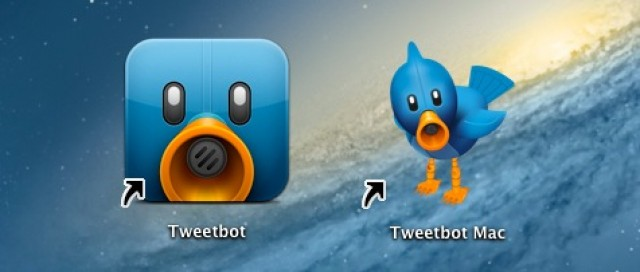 Get rid of that alpha egg and get the bird icon Tweetbot for Mac before it hatches.