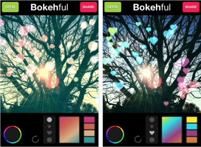 Bokehful-iPhone