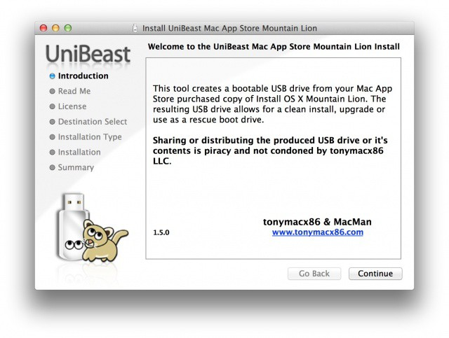 Unibeast Download For Windows