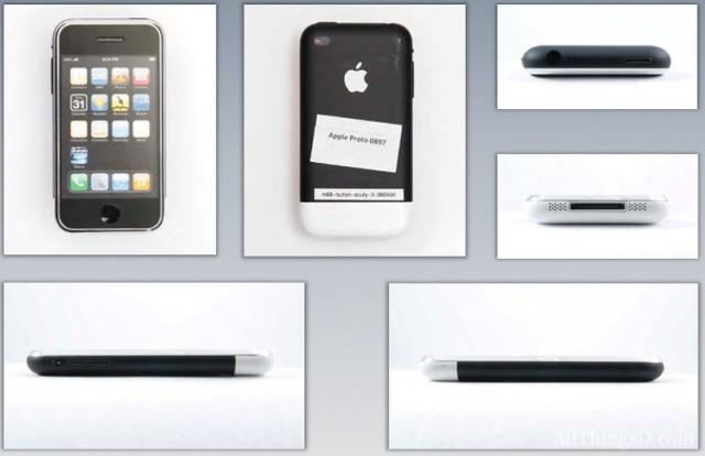 when was the first iphone made every iphone prototype apple made before they 19598