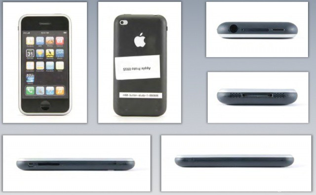 Every iPhone Prototype Apple Ever Made Before They ...
