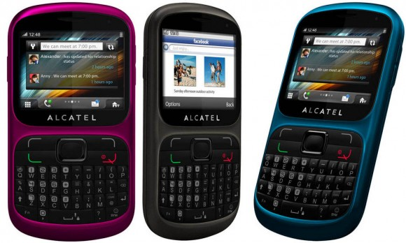 Phones manufactured by TCL in the past. Not too great.