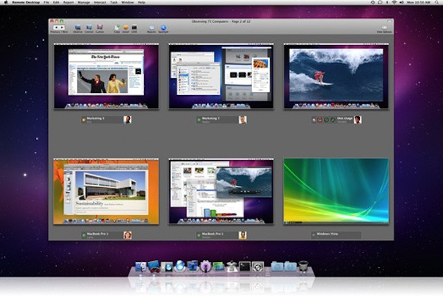 Apple continues to update Apple Remote Desktop without issuing a major new feature-laden upgrade.