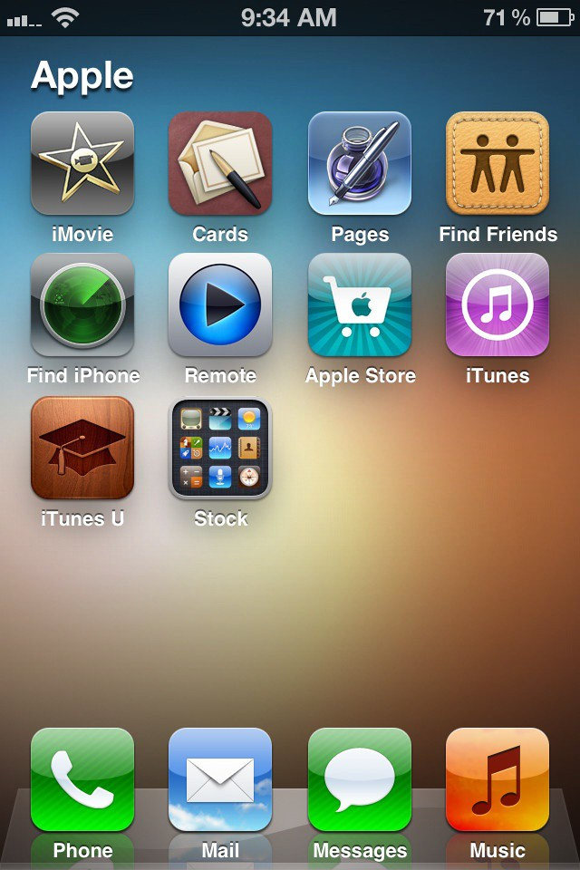 iphone app folder the best jailbreak apps for the iphone 4s jailbreak 4603