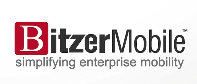 Bitzer streamlines the process of accessing secure business data/resources on iOS devices.
