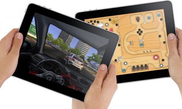iPad-gaming