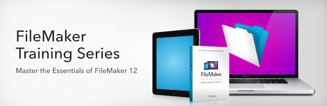 FileMaker delivers training resources, classes, and certification exam for FileMaker 12.
