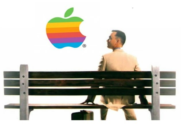 Gump's investment in Apple would make him a billionaire today.