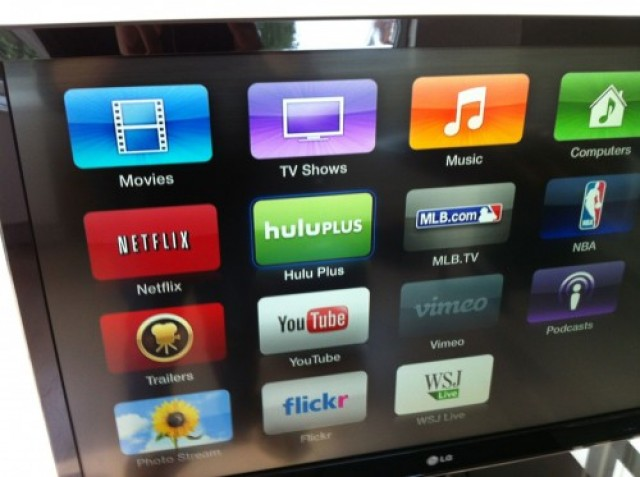 Hulu Plus Channel Quietly Added To Apple TV | Cult of Mac