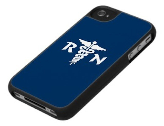 Nurses embrace iPhones/smartphones for somewhat different uses than doctors.