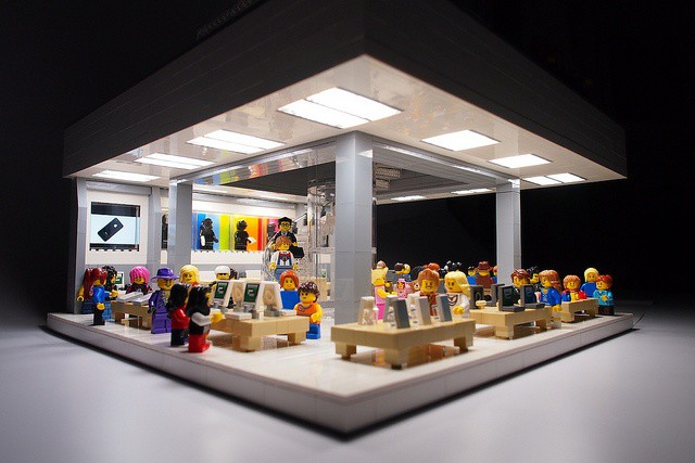 Lego. Apple. Combined. What more do you want?