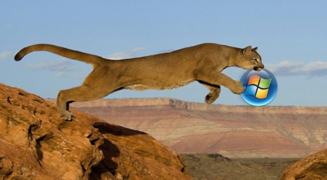 Microsoft's small business server will go up against Mountain Lion Server at 10X the cost and with artificial limits on it.