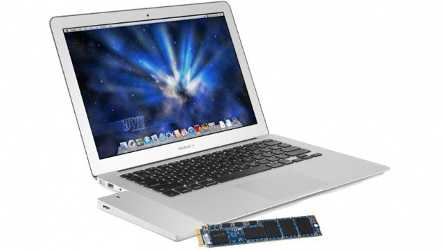 Recycle your MacBook Air's old SSD module into an external drive.