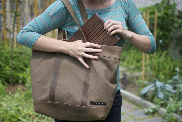 24388171b1dc Waterfield s Daily Outback Tote Can Carry All In The Urban Jungle  Review