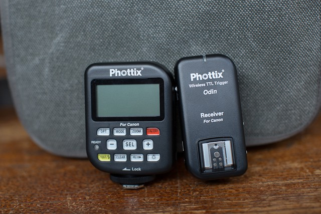 Phottix odin 7