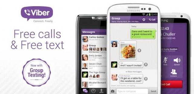 viber pour android 2.2 gratuit