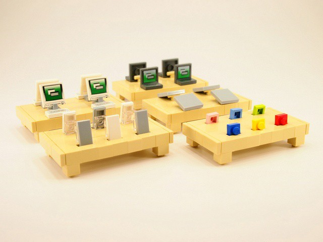 Fifth Avenue Apple Store Recreated In Lego [Pics] | Cult of Mac