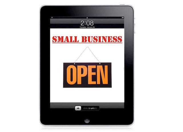 Small businesses are jumping on the iOS/mobile bandwagon but aren't getting the apps/services that they need to succeed.