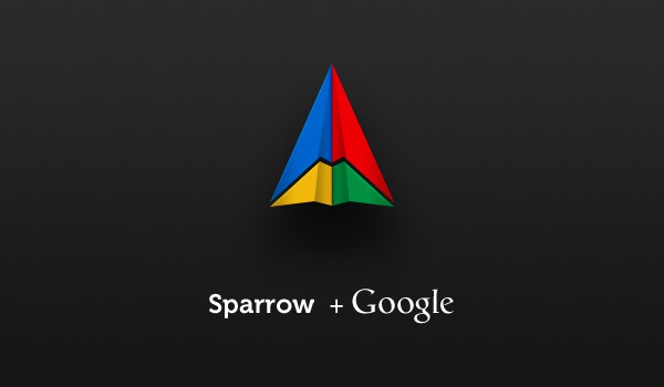 Sparrow has joined Apple's arch-rival.
