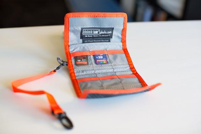 Thinktank pixel pocket rocket 1
