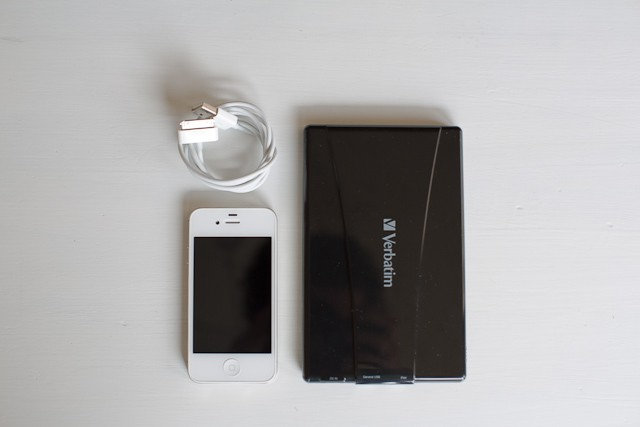 Verbatim dual usb power bank 6