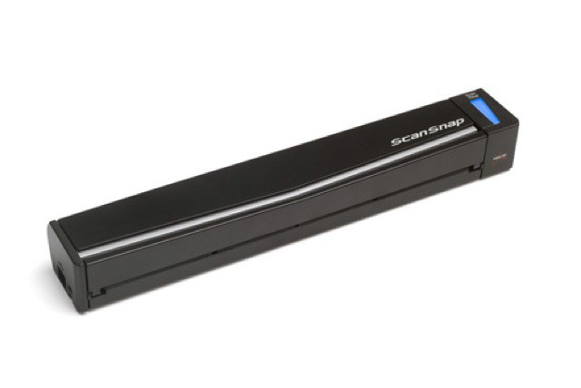 243764 Fujitsu Scansnap s 1100 Angle